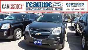 2014 Chevrolet Equinox LT Rear Camera