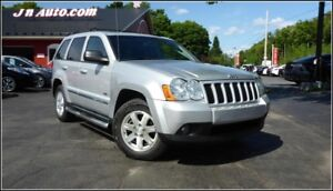 2008 Jeep Grand Cherokee 3.0L Diesel North Edition Trail Rated 4