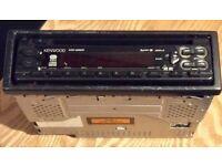 Kenwood Car CD and Radio Player