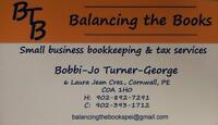 Balancing the Books - Bookkeeping & Tax Services