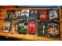 12 Top DVDS (bundle 4)