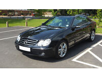 Mercedes CLK Diesel Automatic