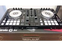 Pioneer DDJ-SR 4 Ch Serato DJ Controller Excellent Condition With Box
