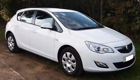 Vauxhall Astra 1.4 98 Exclusiv 5 door