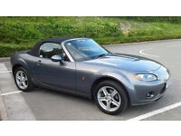 2007 Mazda MX5 1.8i Convertible with Option Pack. Great Condition & 10 Months MOT