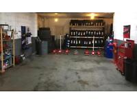 Tyre and service tech equipment only all you will need and more