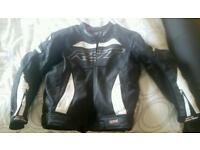 RST Tractech CPX-C Motorcycle leather jacket