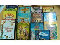£1 each - Children's DVDs