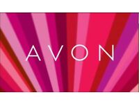 Join Avon today! Receive £300 worth of Avon free! Apply today
