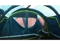 Kampa Filey 6 air family tent