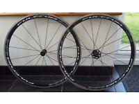 Fulcrum Racing Quattro Wheelset. 700c road bike wheels