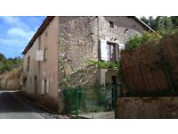 Now a Bargain at £49,000 -Detached House In Sought After Medieval Village IN France