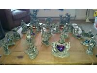 Tudor Mint Pewter Myth and Magic figures