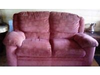 """2 Seater Sofa """"PRICE REDUCED"""" need quick sale"""