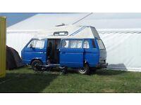 VW T25 hightop campervan, finish full rebuild project.