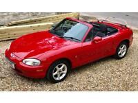 Mazda Mx5 Mk2, 7600 miles, great condition