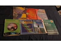 GCSE Geography, £ 4 for all. In good condition .