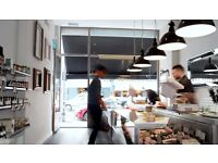 Part Time Shop Assistant required for Award Winning Food Business in Notting HIll