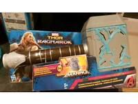 Marvel Thor Ragnarok Rumble Strike