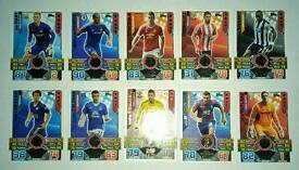 Match Attax Season 15/16 Assorted Special Cards (10)