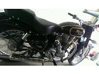 Royal Enfield Bullet 350 700 MILE ONLY