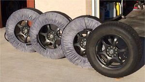 Winter Tires and Rims (4)