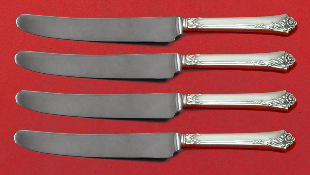 "Michelangelo by Oneida Sterling Silver Baked Potato Fork Custom Made 7 1//2/"""