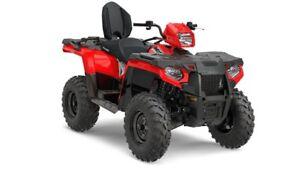 2018 Polaris Industries Sportsman® Touring 570 - Indy Red