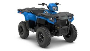 2018 Polaris Industries Sportsman® 450 H.O. - Velocity Blue