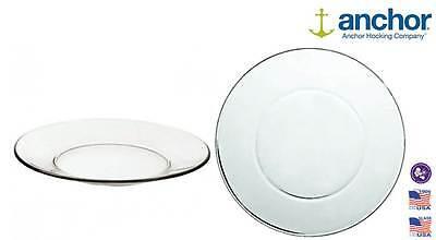 Anchor Hocking 86037 Grande Cristal Tarta Plato de Servir 25.4cm
