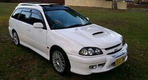 Toyota Caldina GT-T 1999 Aerial Edition - Manual Carramar Fairfield Area Preview