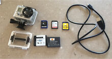 GoPro  Hero 2 32GB, 3 x battery plus extras Cleveland Redland Area Preview