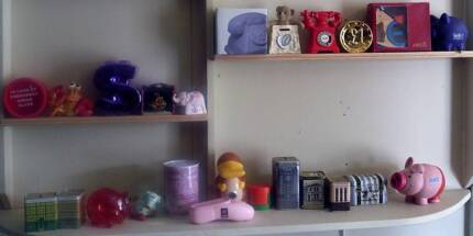 24 Assorted Money Boxes…Collectables…$60 ONO Pyramid Hill Loddon Area Preview
