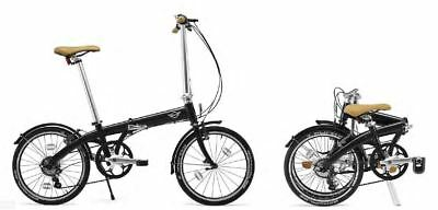 MINI BMW Folding Bike (RRP £525) 80912413798
