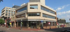 Prime Office space for lease downtown Moncton NB