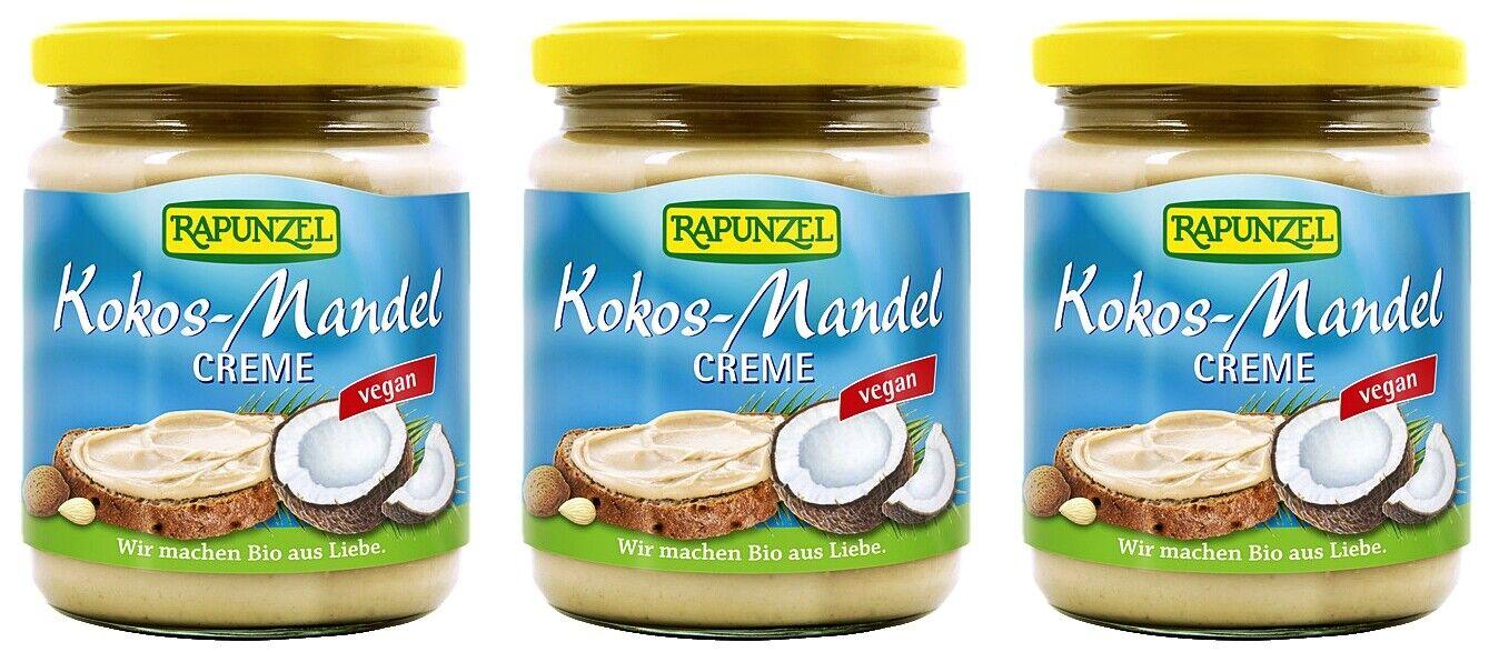 RAPUNZEL Kokos-Mandel Creme vegan - 250g BIO AUS LIEBE