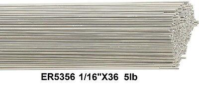 Er5356 Aluminum Tig Welding Rod Tig Welding Wire 5356 116 36 5ib Box Tig Rods