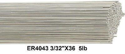 Er4043 Aluminum Tig Welding Rod Tig Welding Wire 4043 332 36 5ib Box Tig Rod