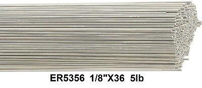 Er5356 Aluminum Tig Welding Rod Tig Welding Wire 5356 18 36 5ib Box Tig Rods