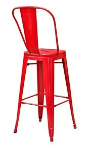 RESTAURANT INDUSTRIAL TOLIX METAL DINING CHAIR BAR STOOL Cambridge Kitchener Area image 6
