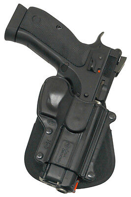 Leather Holster For CZ 75 Right Hand Draw #312 Brn