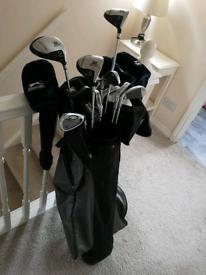 Pro Select Golf Club Set (Full + Extras)