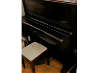 Piano Collard and Collard Free to anyone who can pick it up