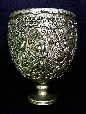 The Holy Grail Chalice of Antioch Limited Signature Edition with Free Book