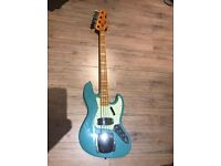 Fender Jazz Copy Bass Guitar