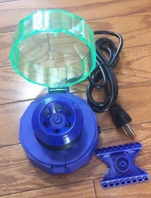 Mini Microcentrifuge Tabletop Centrifuge W Slot Rotor