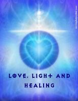 Reiki Level 1 Class - Saturday, November 17th from 10 to 5