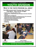 FREE Youth Program Ages 6-21yrs old