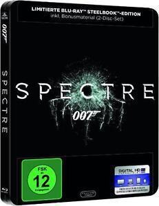 James Bond 007: SPECTRE (Daniel Craig, Christoph Waltz) Blu-ray Disc, Steelbook - <span itemprop=availableAtOrFrom>Neumarkt im Hausruckkreis, Österreich</span> - Widerrufsbelehrung Widerrufsrecht Sie haben das Recht, binnen vierzehn Tagen ohne Angabe von Gründen diesen Vertrag zu widerrufen. Die Widerrufsfrist beträgt vierzehn Tag - Neumarkt im Hausruckkreis, Österreich