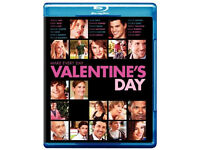 Valentines day BLU-RAY (superstar packed film)
